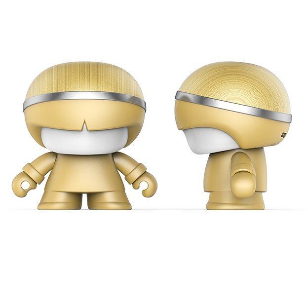 Mini Xboy Lautsprecher Gold - Limited Edition
