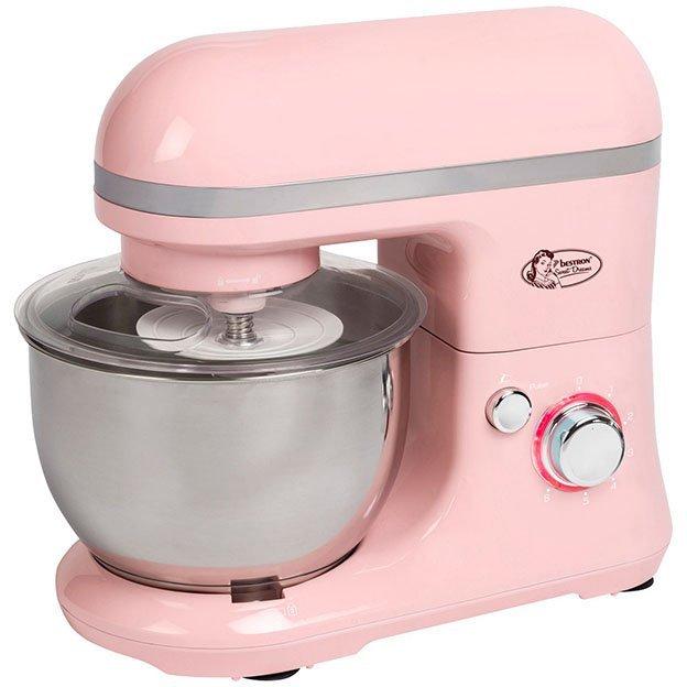 Bestron Küchenmeister rosa LAGER