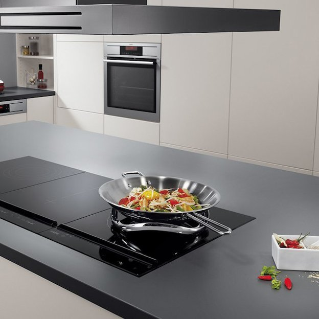 wok pan induction electrolux. Black Bedroom Furniture Sets. Home Design Ideas