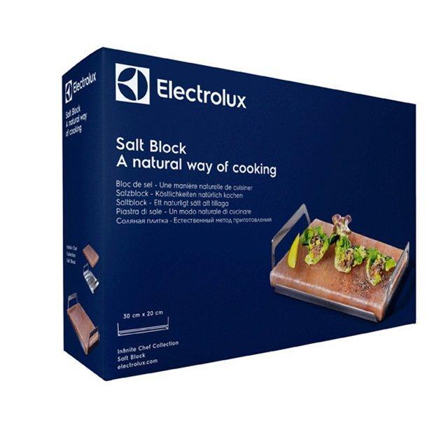 Electrolux Salzstein mit Edelstahlhalterung