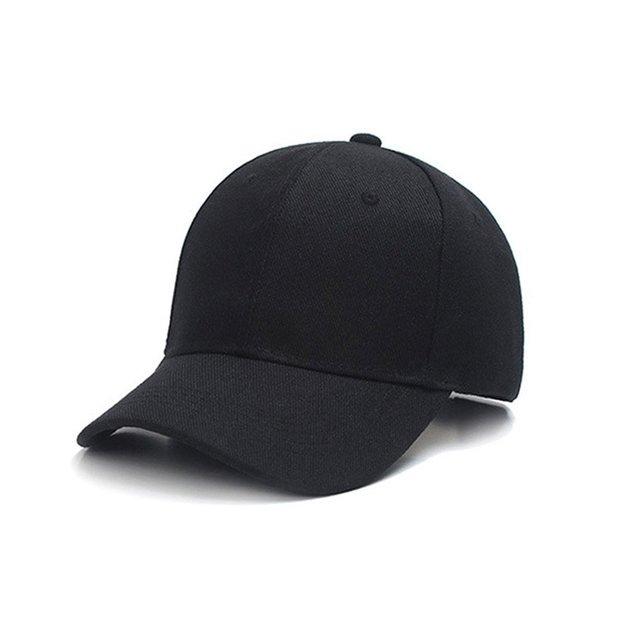 Casquette personnalisée noire