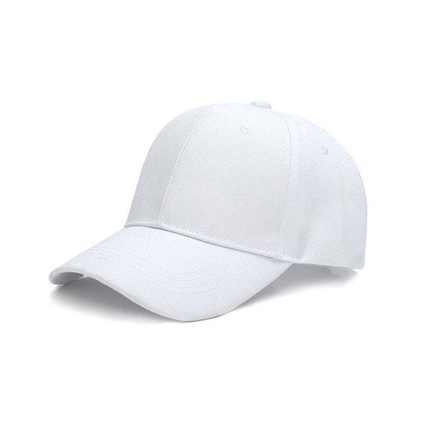 Casquette personnalisée, blanc
