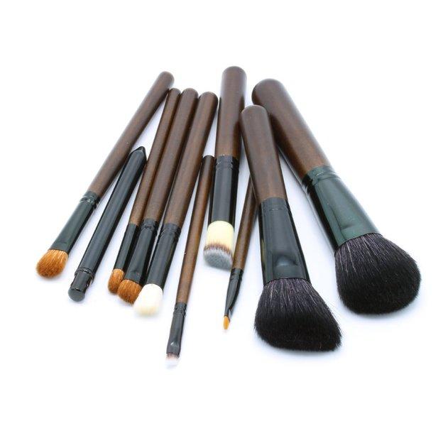 Premium Make Up Pinselset 10-tlg