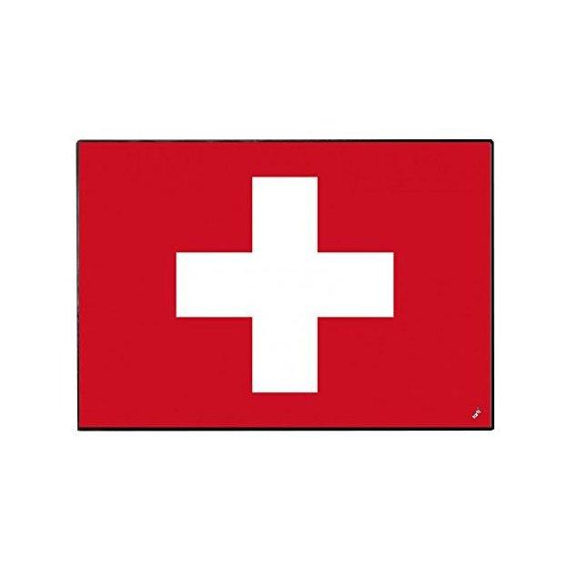 Fussmatte Länder-Flagge Schweiz