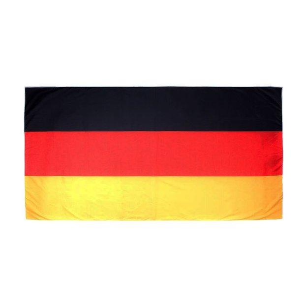 Strandtuch Länder-Flagge Deutschland