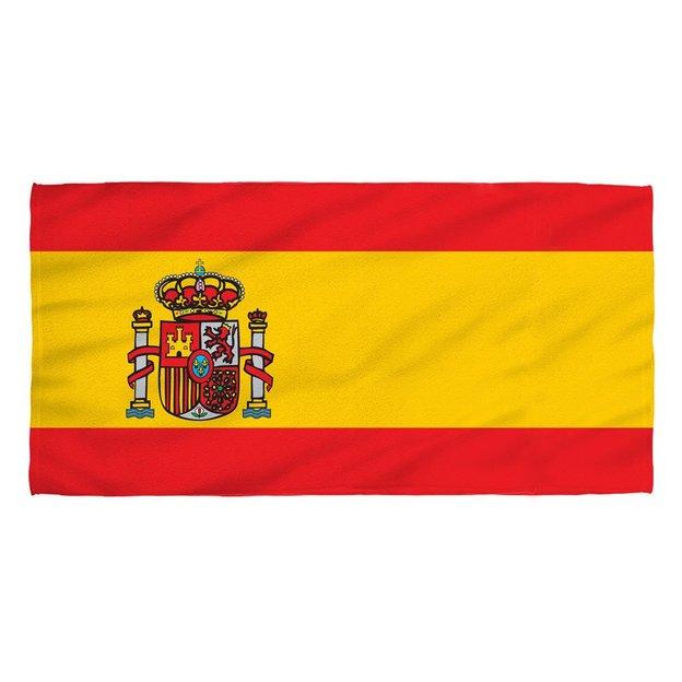 Strandtuch Länder-Flagge Spanien