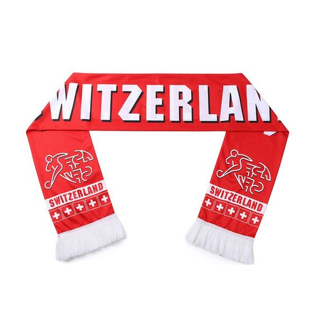 Fan Schal Schweiz