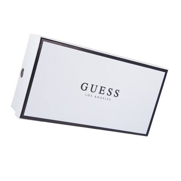 Porte-monnaie Gabi Guess à rivets, noir 94761e63b9a
