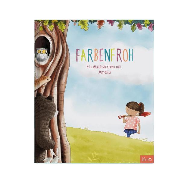 Personalisiertes Kinderbuch - Auf Schweizerdeutsch