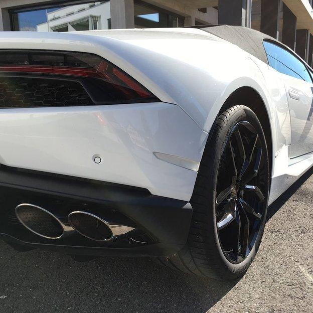 Lamborghini Huracan LP610-4 Spyder für 6 Stunden fahren