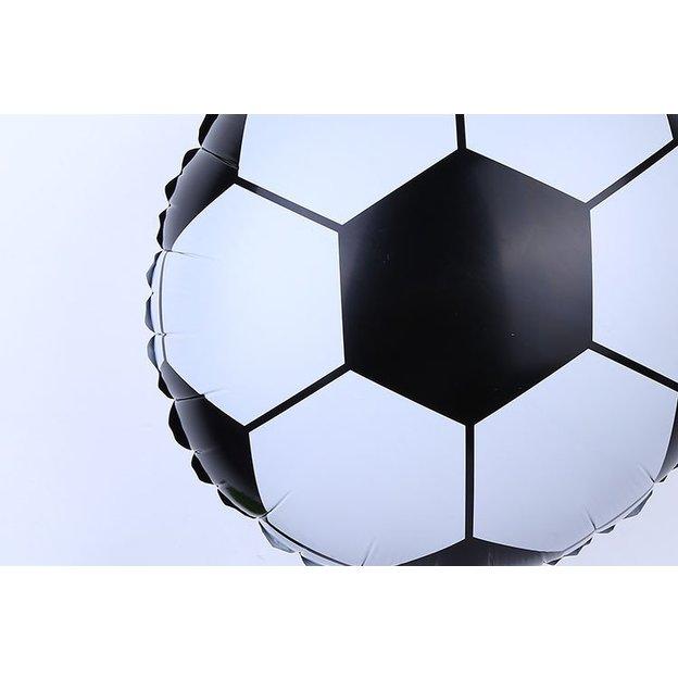 Fussball Folienballone im 3er Set 45cm