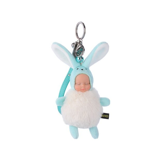 Caleeo Schlüsselanhänger bunny