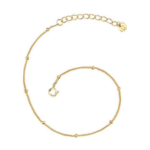 Armkette Naomy Sterling Silber vergoldet