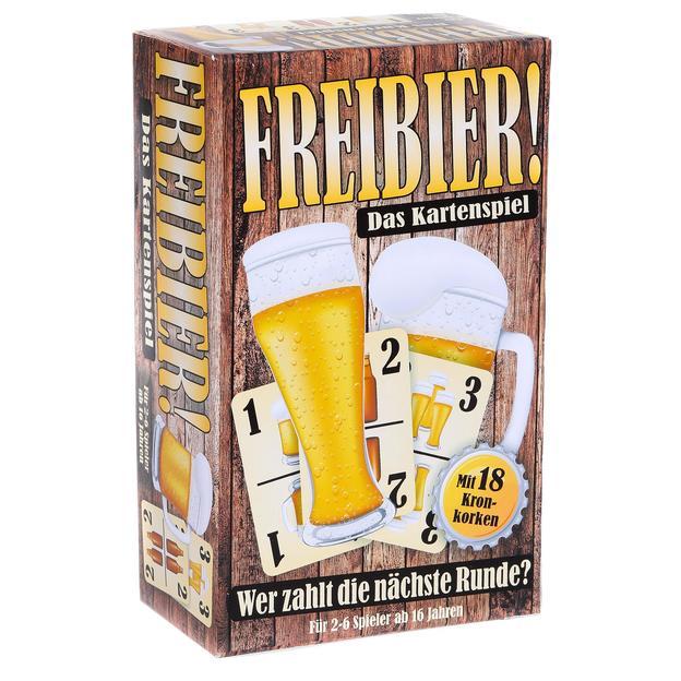 Partyspiel Freibier