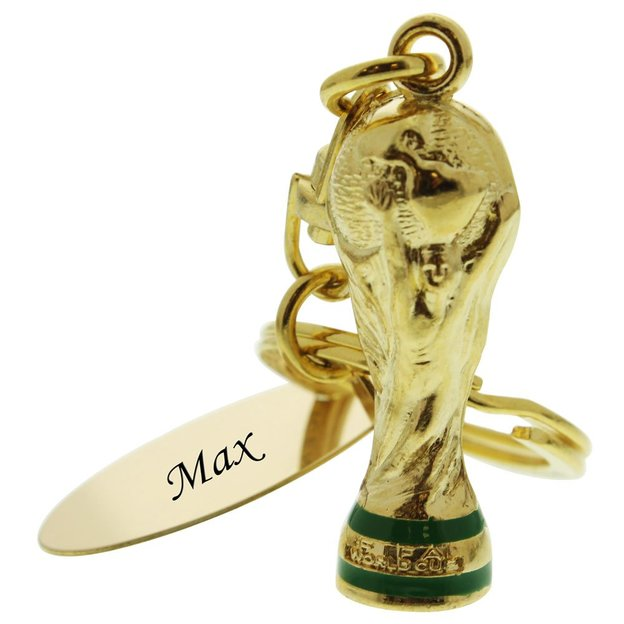 WM-Pokal Schlüsselanhänger FIFA