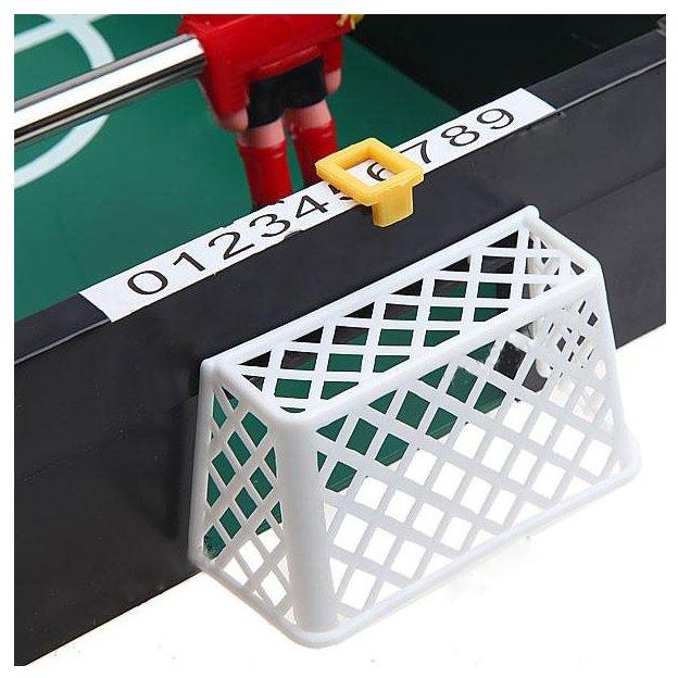 Trinkspiel Tischfussball inkl. 2 Shot Gläser