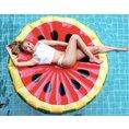 Luftmatratze Wassermelone rund