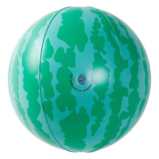 Sunnylife aufblasbarer Wasserball XL Wassermelone
