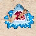 Strandtuch Haifisch