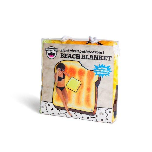 Strandtuch Buttertoast