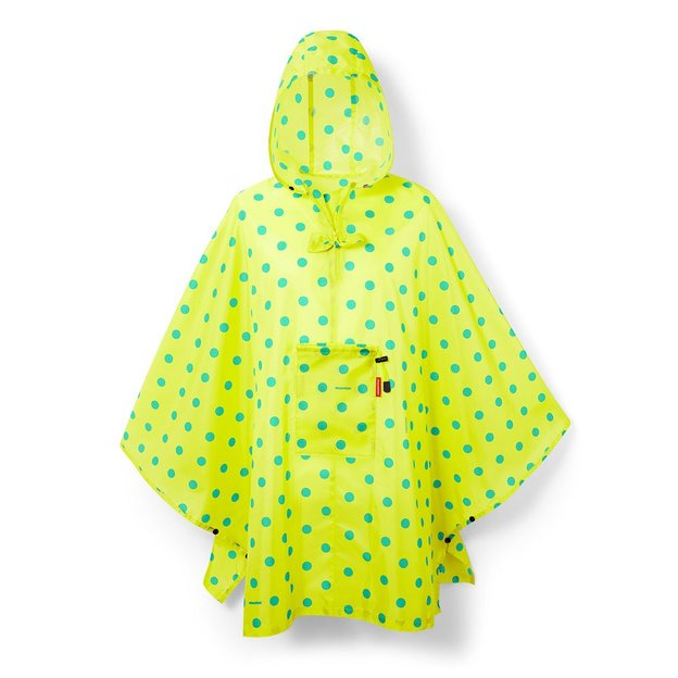 Reisenthel Regenponcho Lemon dots