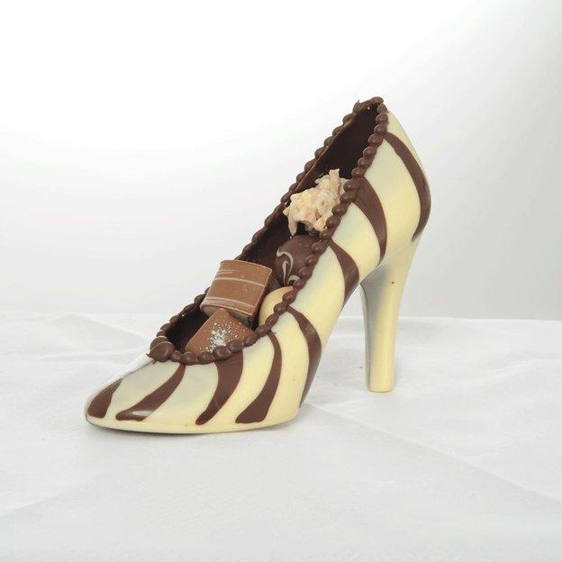 Schokoladenkurs - High Heels mit Pralinen (für 1 Person)