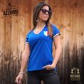 Maillot de foot rétro femme Italie S