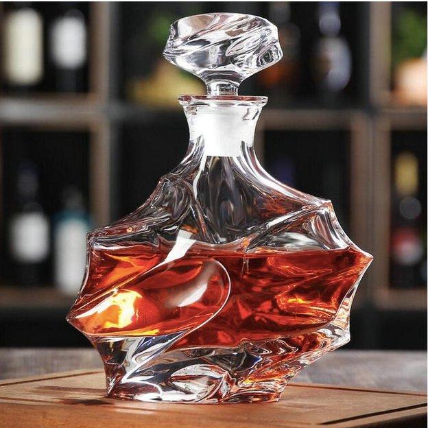 """Whisky Set 7tlg. luxury """"Bohemian Design"""""""