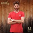 Maillot de foot rétro homme Suisse M