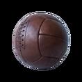 Vintage Fussball Heritage 12 aus Leder
