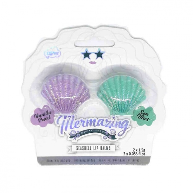 Mermazing Lip Balm Duo