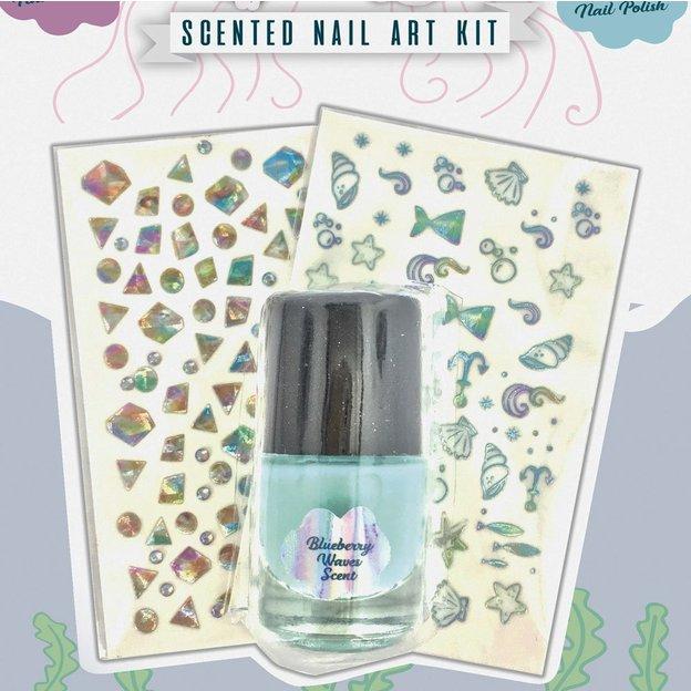 Mermazing Nagellack Sticker Kit