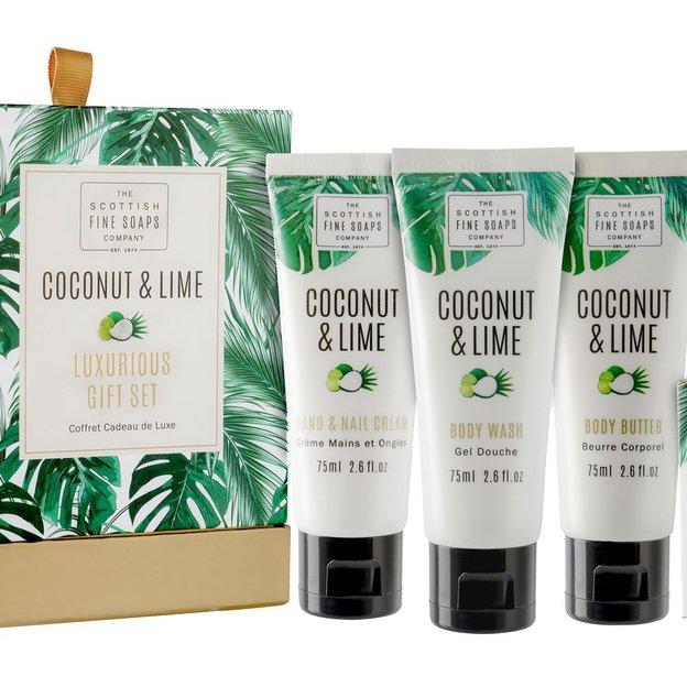 Geschenkset Luxus Coconut & Lime