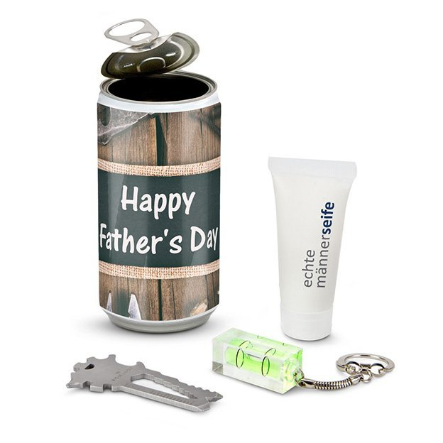 """Männer-Geheimnis """"Happy Father's Day"""""""