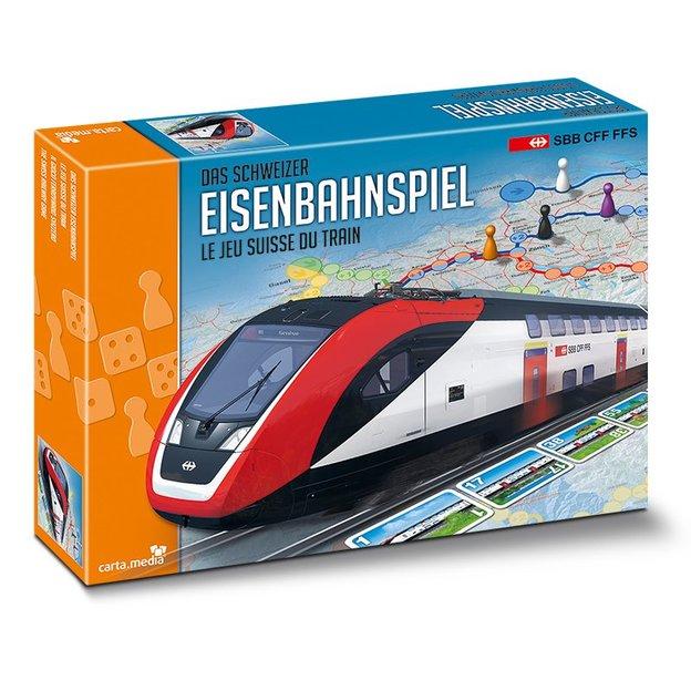 Le jeu suisse du train
