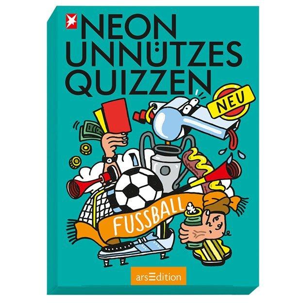 Unnützes Quizzen - Fussball