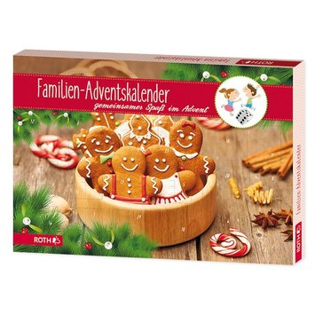 Geschenkideen Für Weihnachtskalender.Adventskalender Für Familien