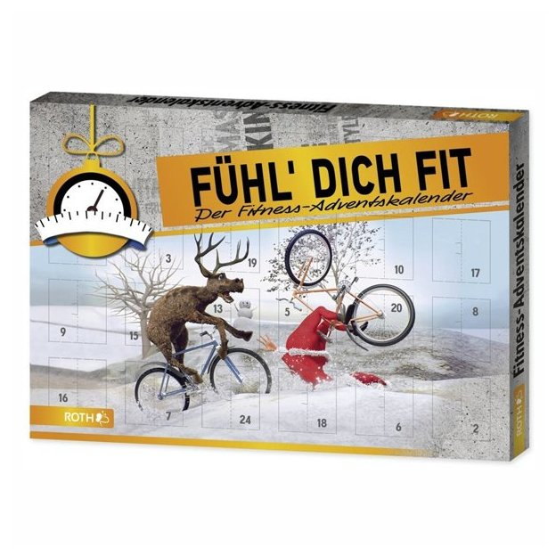 Adventskalender Fitness