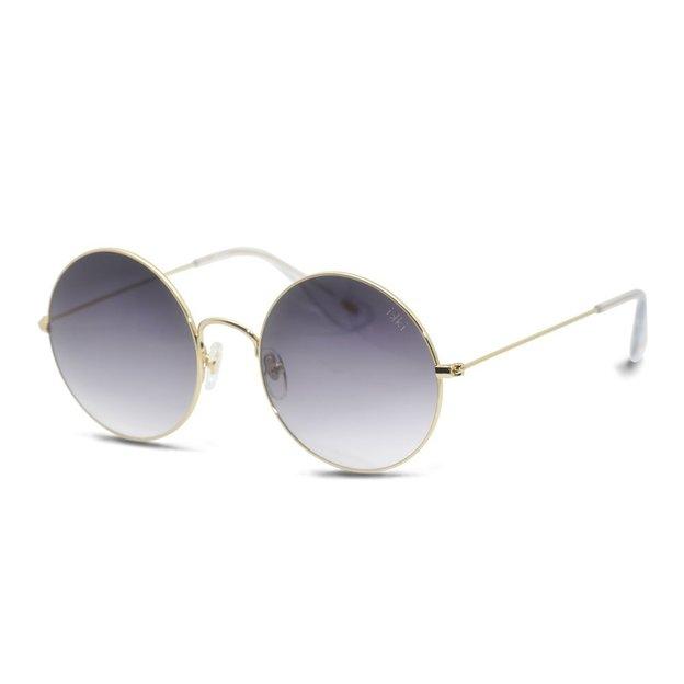 Braune IKKI Sonnenbrille DUFOUR hroWaMs