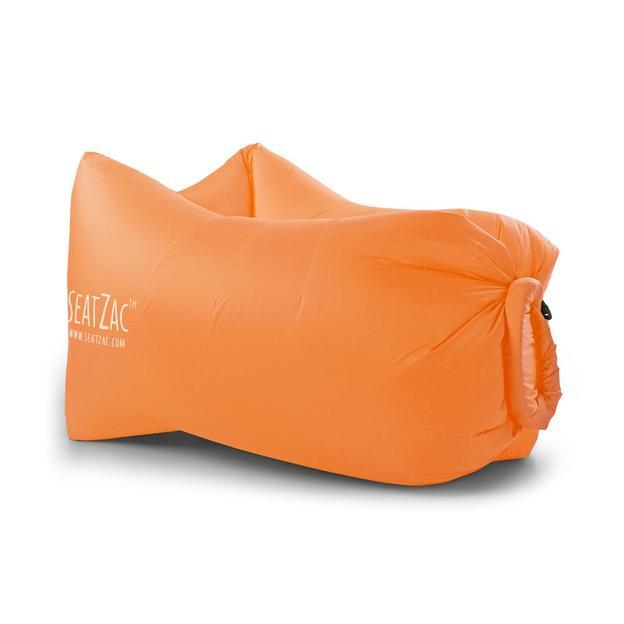 Sitz- und Liegesack Seatzac orange