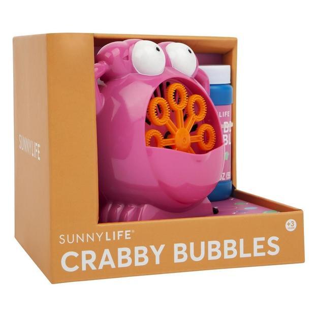 Sunnylife Seifenblase Krabbe