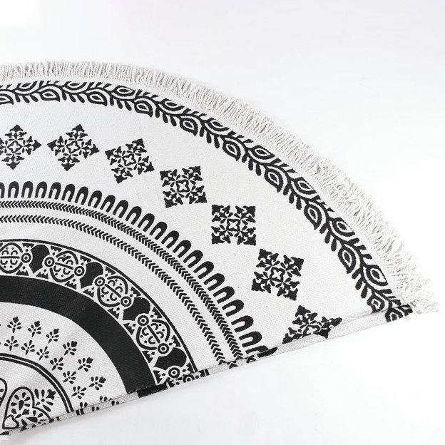 Teppich Mandala rund 180cm
