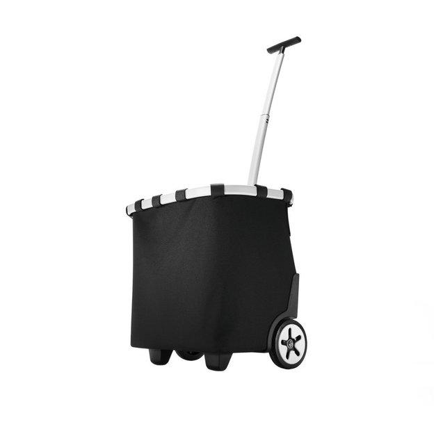 Chariot à commissions Reisenthel Carrycruiser, noir