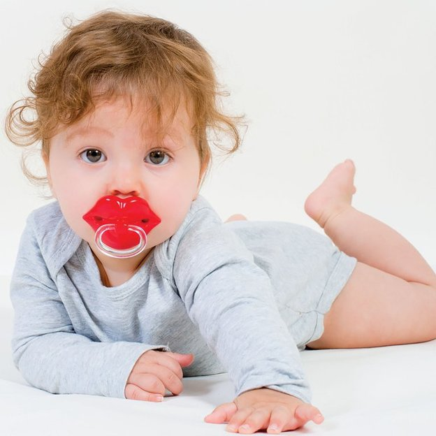 Lippen Schnuller