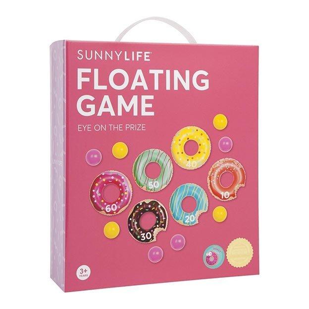 Sunnylife aufblasbares Pool Spiel Donut