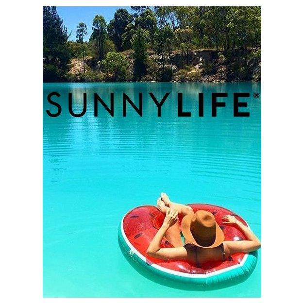 Sunnylife Schwimmring Wassermelone