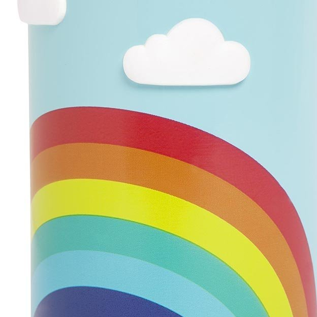 Sunnylife Kinder Trinkflasche Regenbogen
