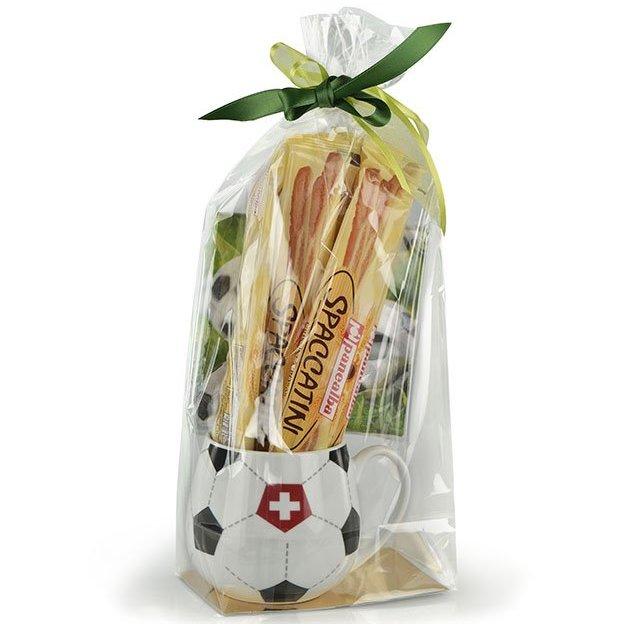 Set cadeau Tasse foot «Hop Suisse!»