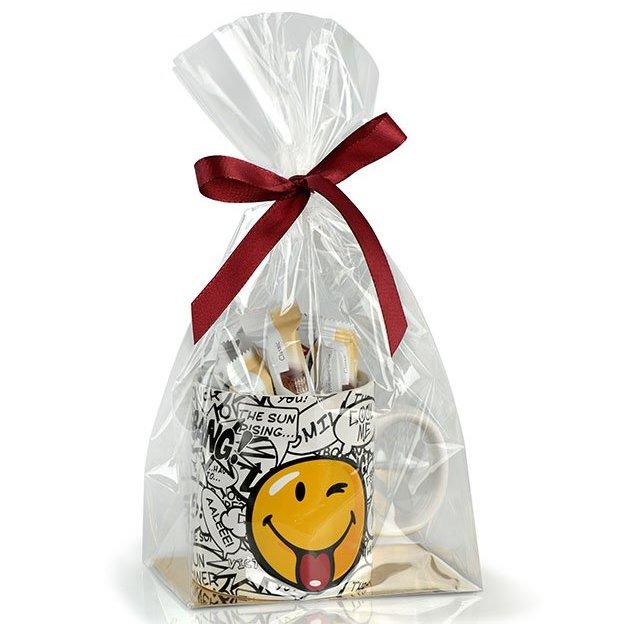 """Geschenkset """"Smiley"""""""