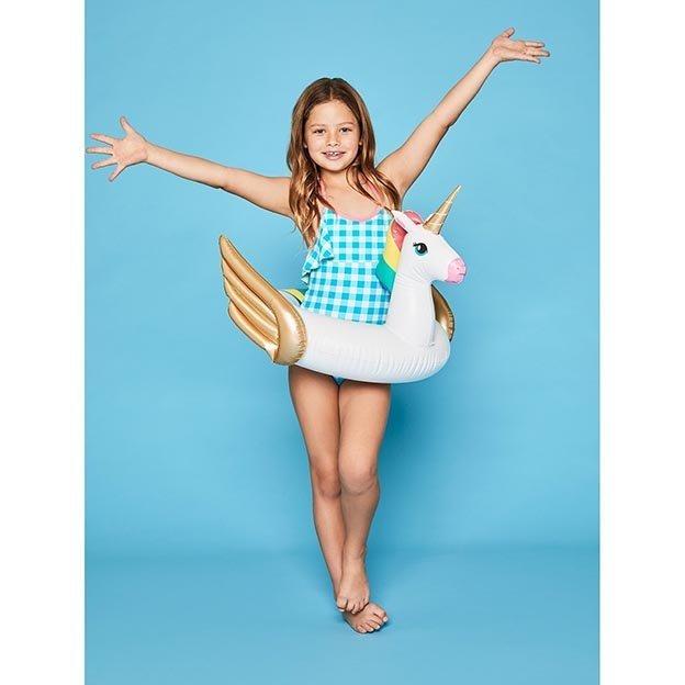 Sunnylife Schwimmring Einhorn für Kinder